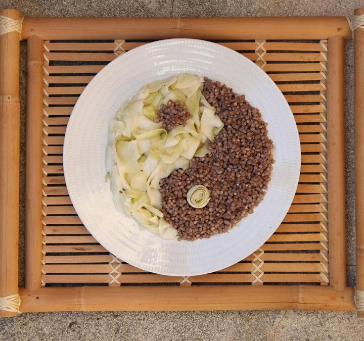 Yin und Yang im Kochtopf